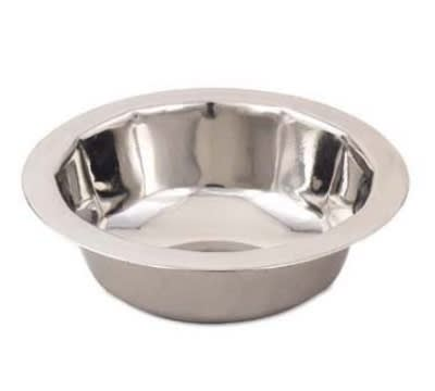 Browne 2690 4 oz Gelatin or Shrimp Cup, Mirror Finish, Stainless Steel