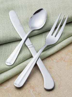Browne 501714 Notting Hill Iced Tea Spoon, Mirror Finish, Stainless Steel