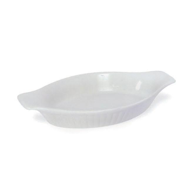 Browne 564014 Lasagna Baker, Ceramic, 16 oz, Ribbed
