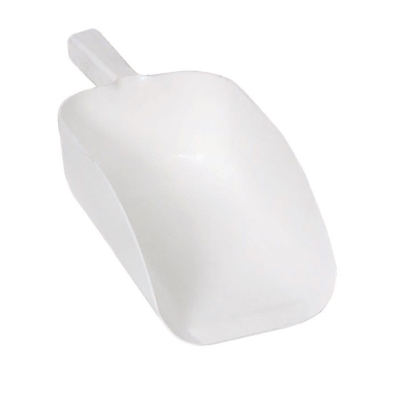 Browne 574873 64 oz Square Ice Scoop, Plastic