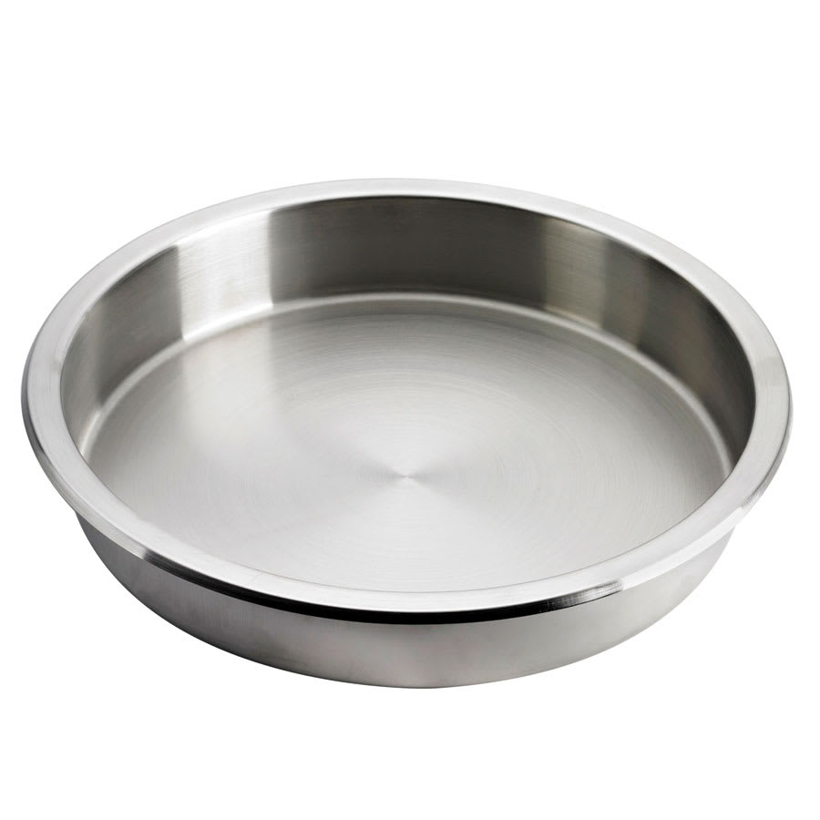 Browne 575171-1 Round Food Pan, For 7 qt Octave Chafer