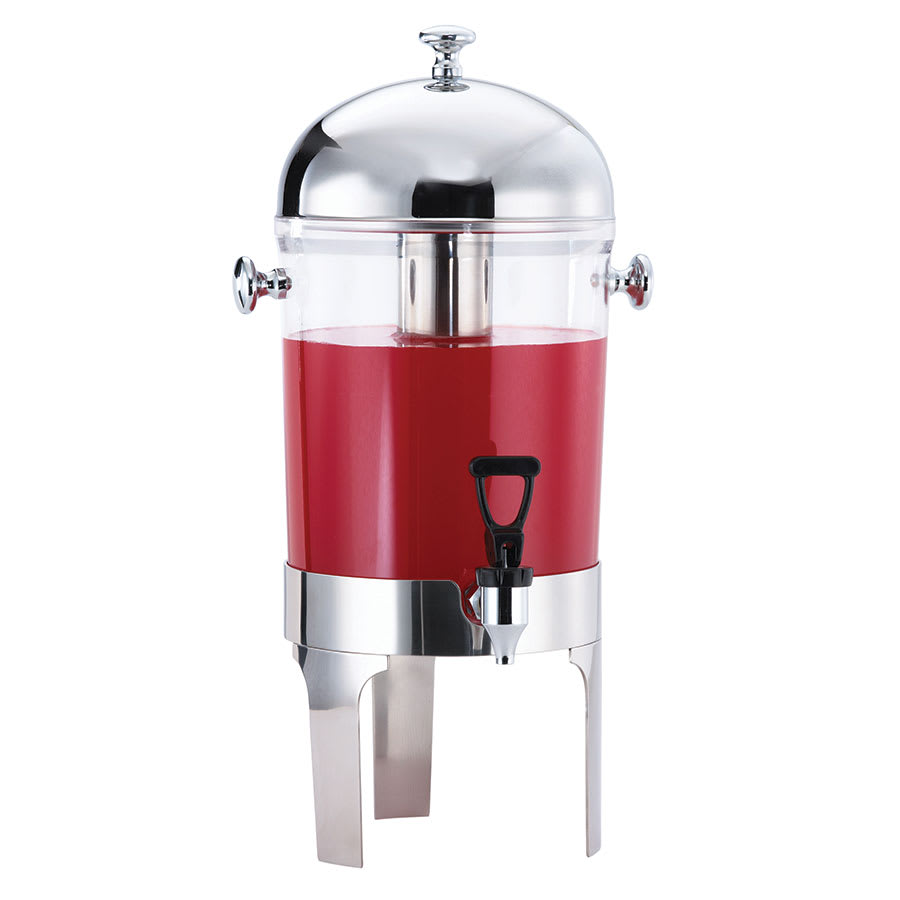 Browne 575179 Harmony 7-qt Juice Dispenser, Poly w/ Stainless Top, (45) 5-oz Servings