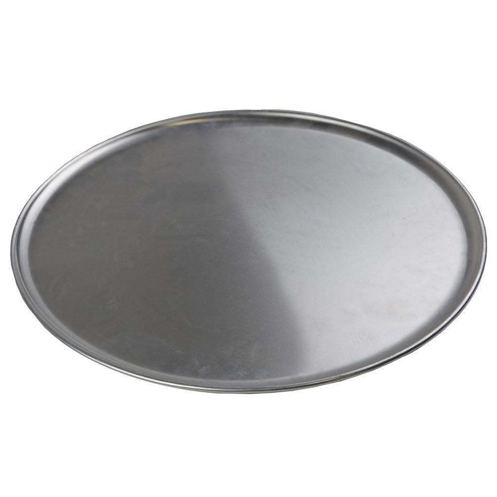 "Browne 575317 Aluminum Pizza Plate, 17"" Diameter, Solid, 1.0 mm Gauge"