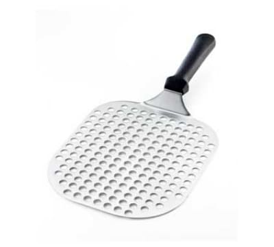 Browne 575334 8.5-in Long Euro Pizza Slice Server w/ Perforated Rectangle Blade
