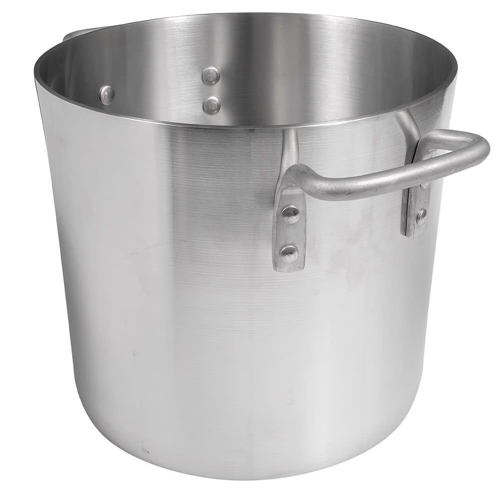 Browne 5813116 16-qt Aluminum Stock Pot