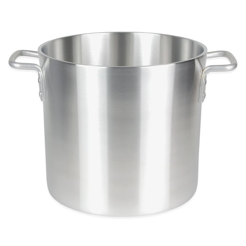 Browne 5814120 20 qt Aluminum Stock Pot