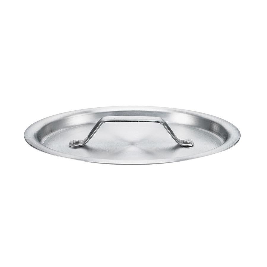 Browne 5815907 Thermalloy Sauce Pan Cover, Fits 5813907, Flat, Aluminum
