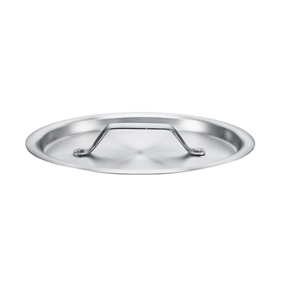 Browne 5815908 Flat Saucepan Cover for 5813908 - Aluminum