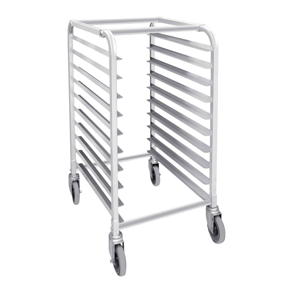 "Browne 589110 26"" Bun Pan Rack w/ (10) Full-Size Sheet Pan Capacity, Aluminum"