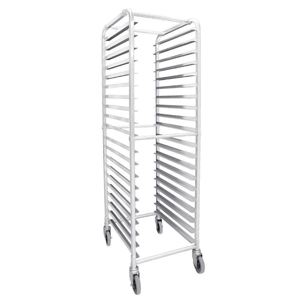 """Browne 589120 25.6"""" Bun Pan Rack w/ (20) Full-Size Sheet Pan Capacity, Aluminum"""