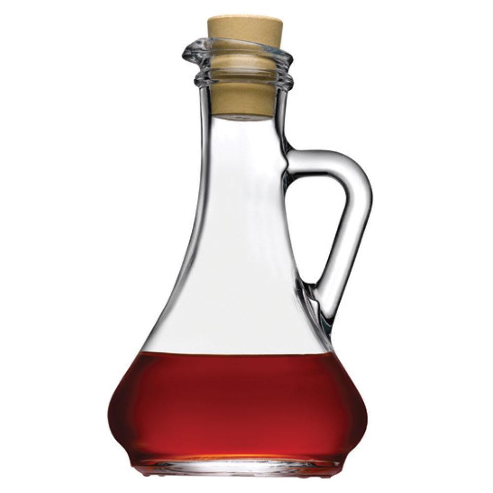 Browne 782771 8.75-oz Pasabahce Oil/Vinegar Cruet - Glass, Clear