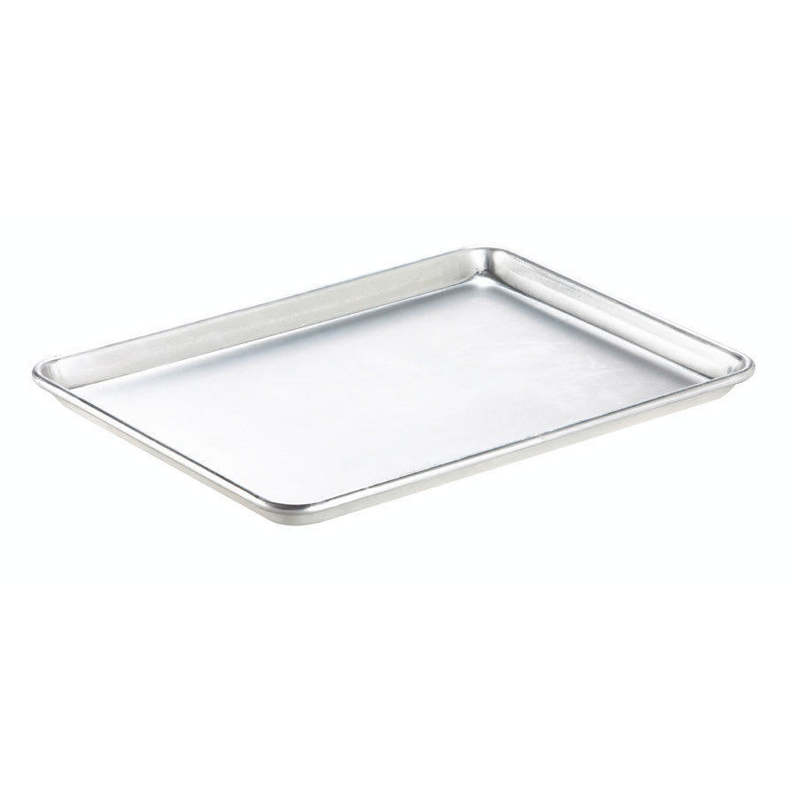 "Browne 58182632 Bun Pan, Full Size, 18 x 26 x 1""Deep, Aluminum, 20 Gauge"