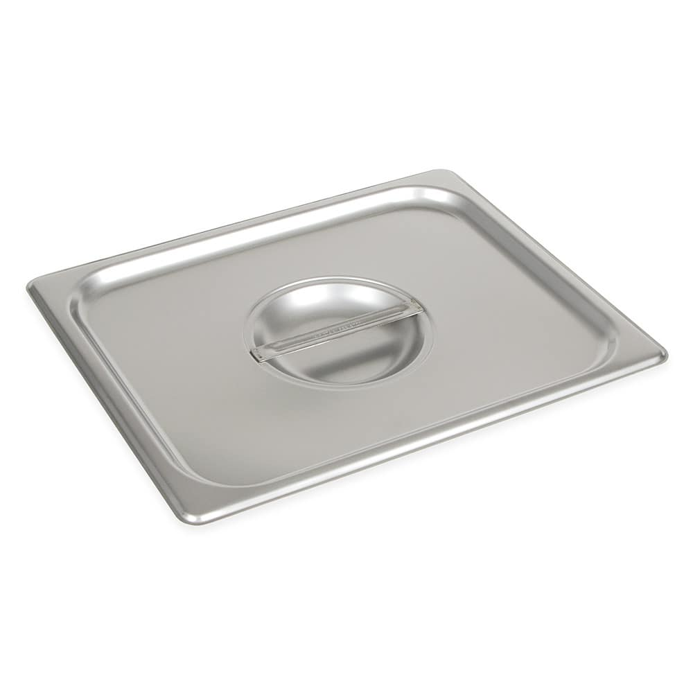 Browne 575538 Half-Sized Steam Pan Cover, Stainless