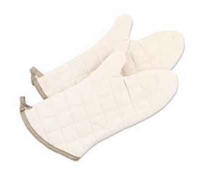 Browne FRM13 13 in Cotton Grill or Oven Mitt, Flame Retardant