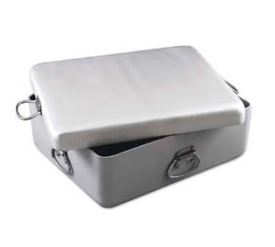 Browne HDA20177 Heavy Duty Aluminum Roast Pan, 20-7/8 x 17-3/8 x 7 in, Leak Proof