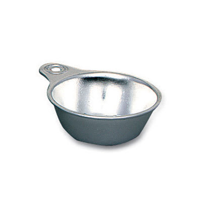 Browne HLK6625 Measuring Cup, 1/4 cup, Short Handle, Aluminum