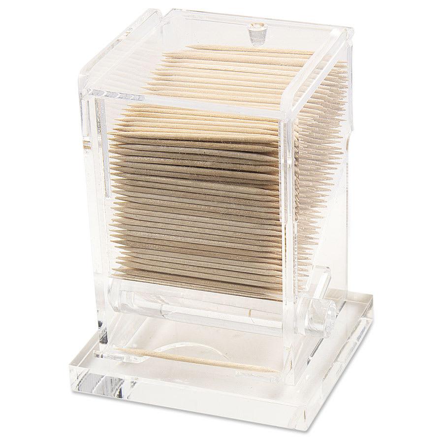 "Browne ALTD5PL Toothpick Dispenser 4""H Plastic Roll Style"