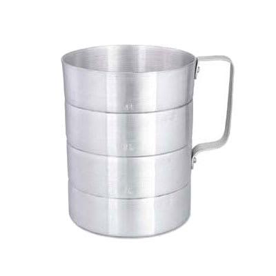 Browne 575640 Dry Measure, 4 qt, Heavy-Duty Aluminum