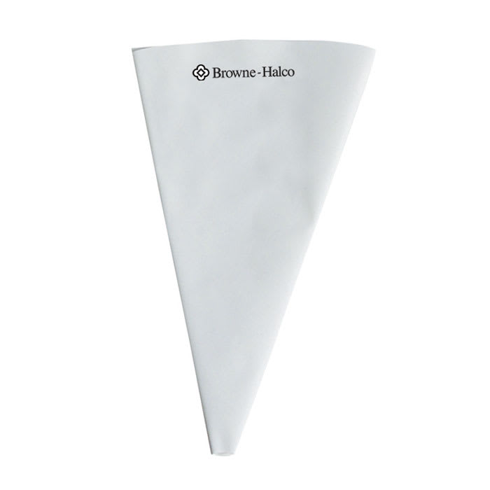 Browne 5712514 Pastry Bag, 8 x 14 in, Nylon, Reusable