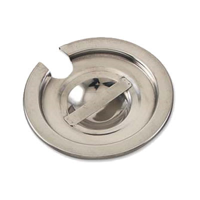 Browne 575588 Vegetable Inset Cover, Fits 7-1/8 qt Inset, Slotted, Stainless Steel