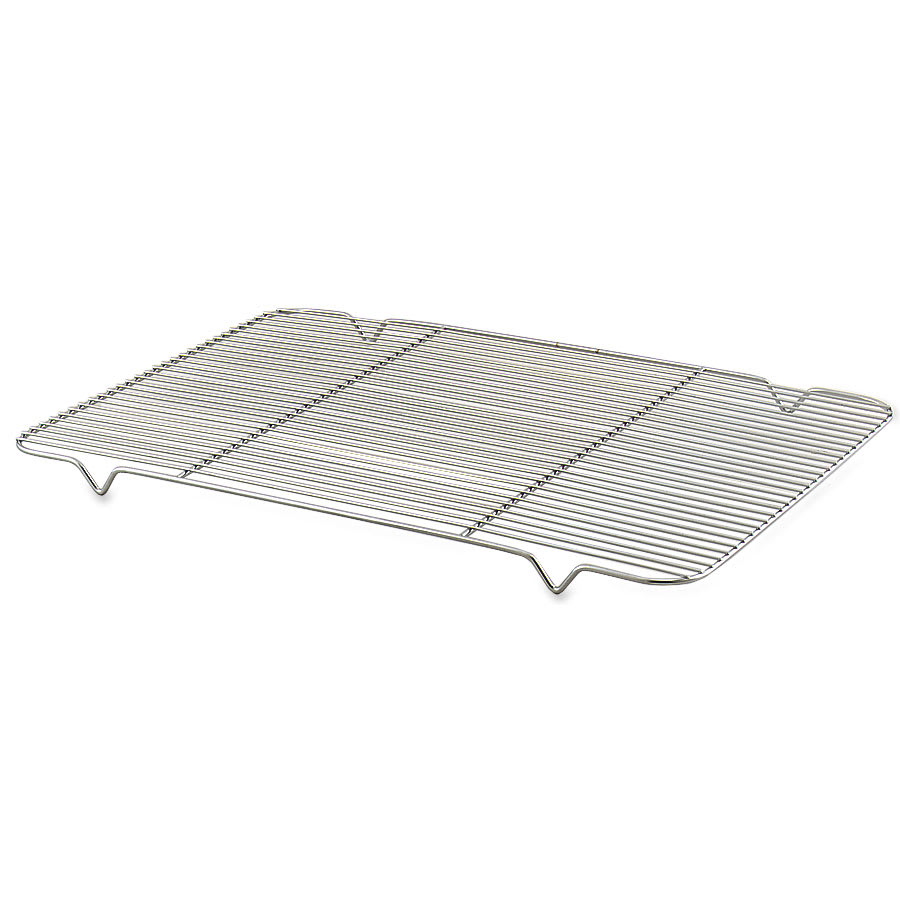 Browne 575524 Rib Grate, 15 x 25 in, Nickel Plated Wire