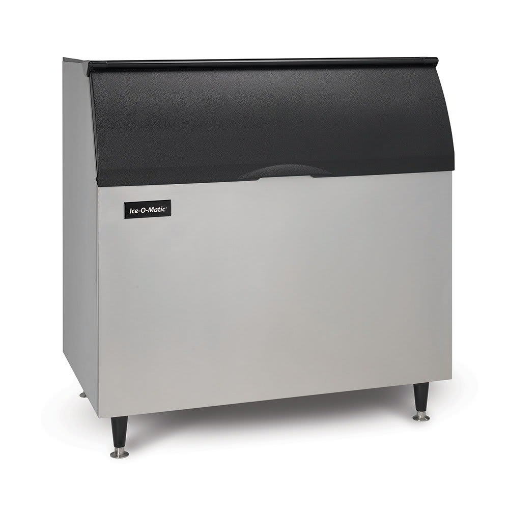 "Ice-O-Matic B100PS 48"" Wide 854-lb Ice Bin with Lift Up Door"