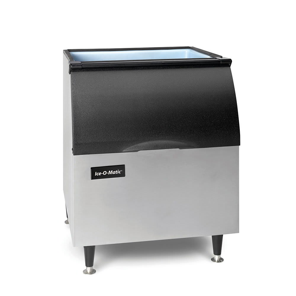 "Ice-O-Matic B40PS 30"" Wide 344-lb Ice Bin with Lift Up Door"