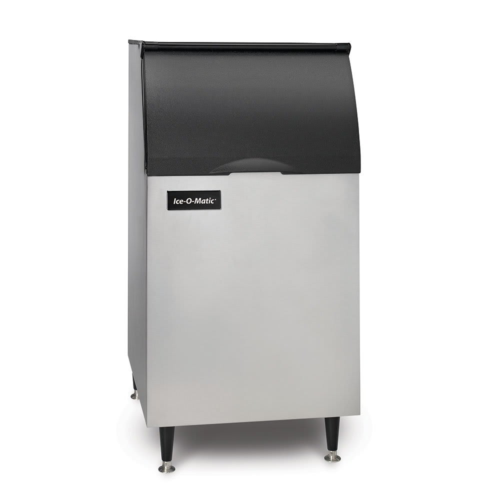 """Ice-O-Matic B42PS 22"""" Wide 351 lb Ice Bin with Lift Up Door"""