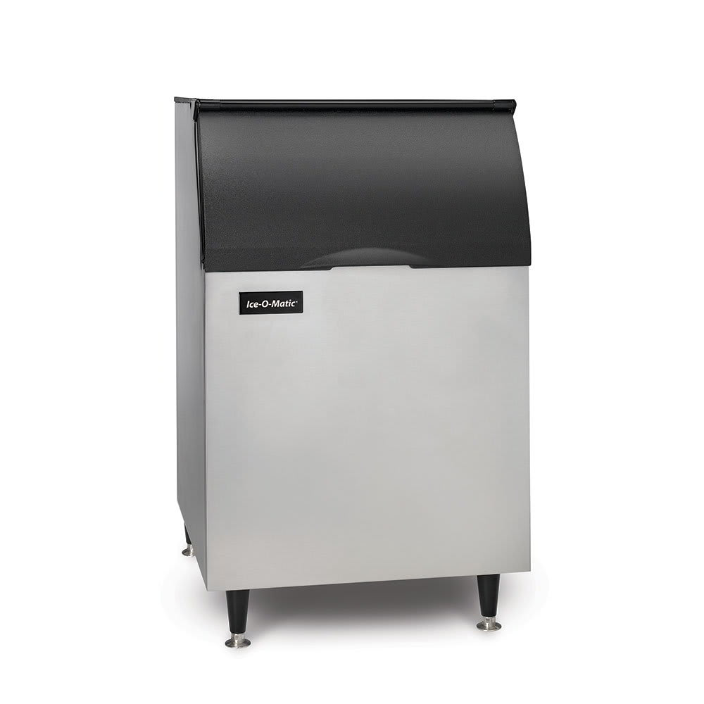 "Ice-O-Matic B55PS 30"" Wide 510 lb Ice Bin with Lift Up Door"