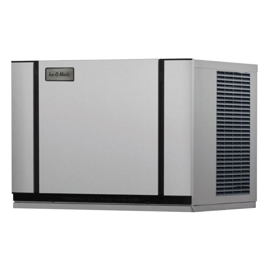 "Ice-O-Matic CIM0636FW 30"" Elevation Series™ Full Cube Ice Machine Head - 620 lb/24 hr, Water Cooled, 208/230v/1ph"