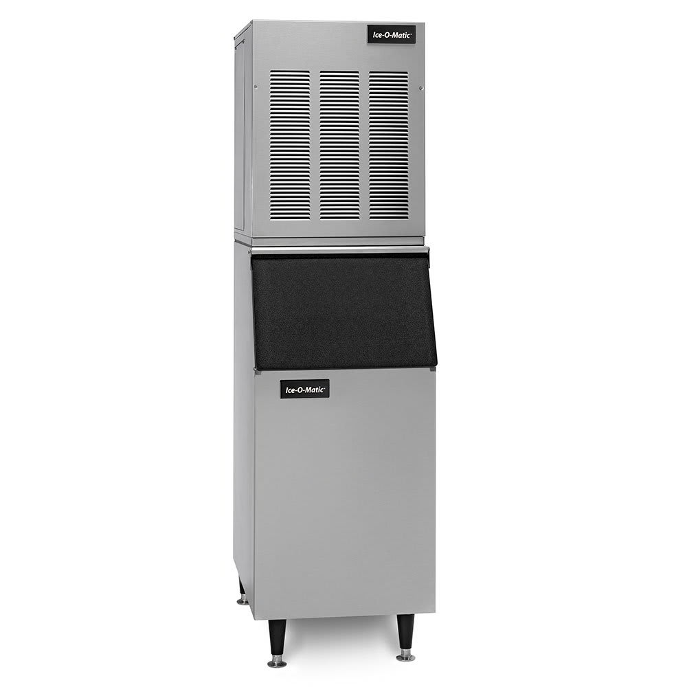 Ice-O-Matic GEM0650AB55PS 740-lb/Day Nugget Ice Maker w/ 510-lb Bin, Air Cooled, 115v