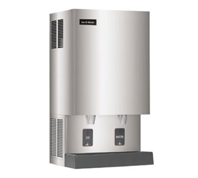 Ice-O-Matic GEMD540A Countertop Cube Ice Dispenser w/ 40-lb Storage - Cup Fill, 115v