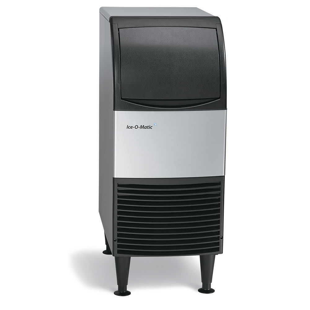 Ice-O-Matic HISU070FA Undercounter Cube Ice Maker - 80-lbs/day, Air Cooled, 115v