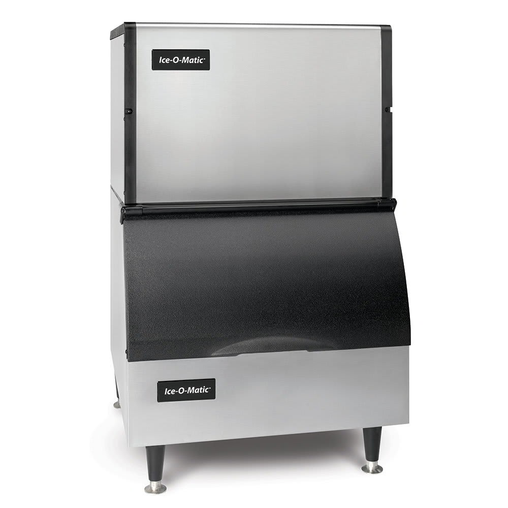Ice-O-Matic ICE0250HTB25PP 353-lb/Day Half Cube Ice Maker w/ 242-lb Bin, Air Cooled, 115v