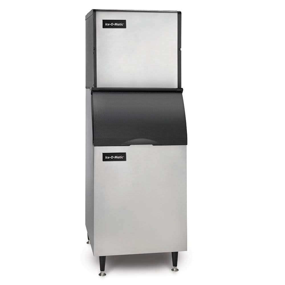 Ice-O-Matic ICE0320HAB42PS 334-lb/Day Half Cube Ice Maker w/ 351-lb Bin, Air Cooled, 115v