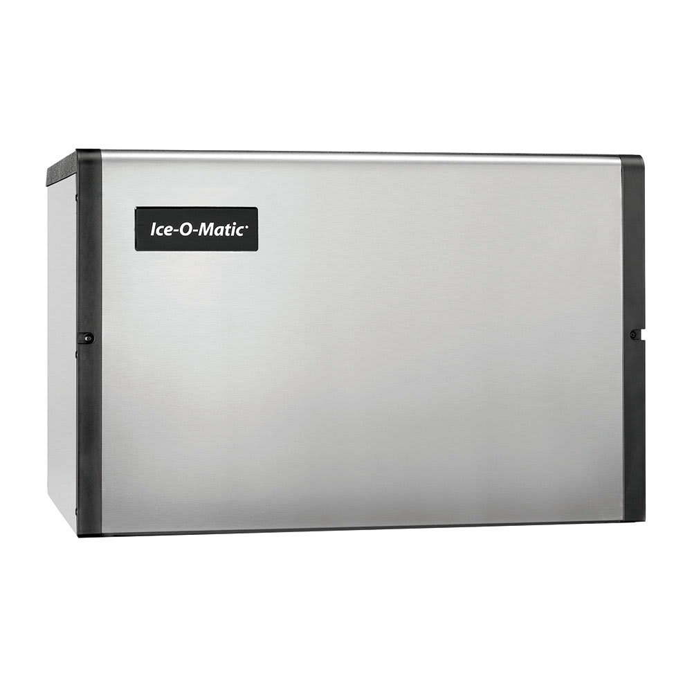 "Ice-O-Matic ICE0400HA 30"" ICE Series™ Half Cube Ice Machine Head - 505-lb/24-hr, Air Cooled, 115v"