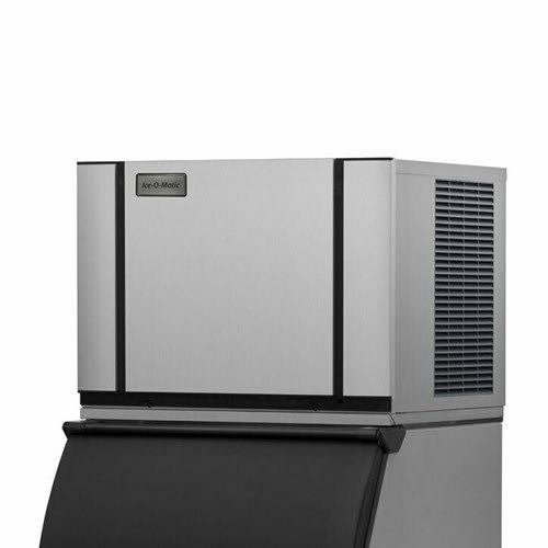 "Ice-O-Matic ICE0406FA 30"" ICE Series™ Full Cube Ice Machine Head - 529-lb/24-hr, Air Cooled, 208-230v/1ph"