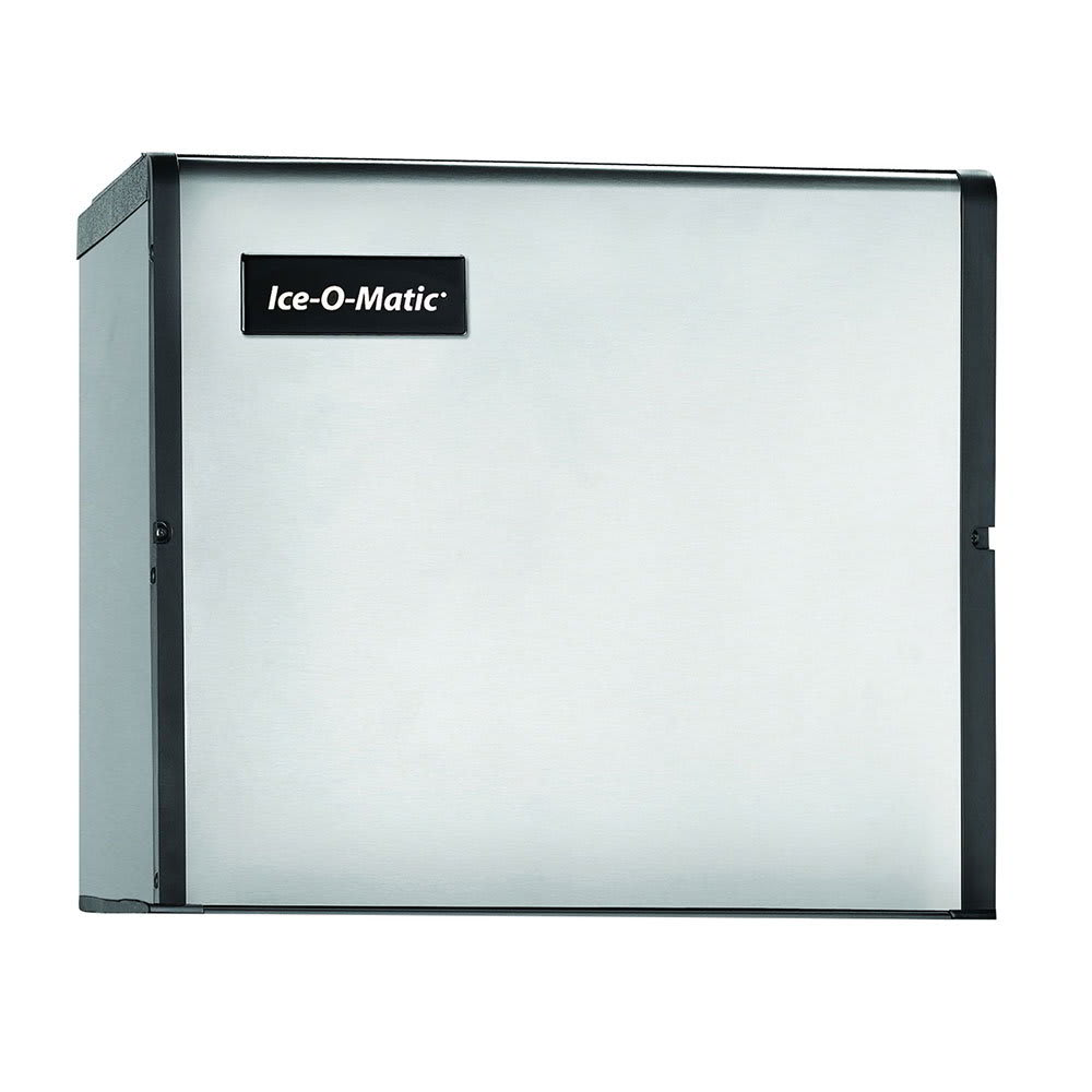 "Ice-O-Matic ICE0406FW 30"" ICE Series™ Cube Ice Machine Head - 523-lb/24-hr, Water Cooled, 208-230v/1ph"