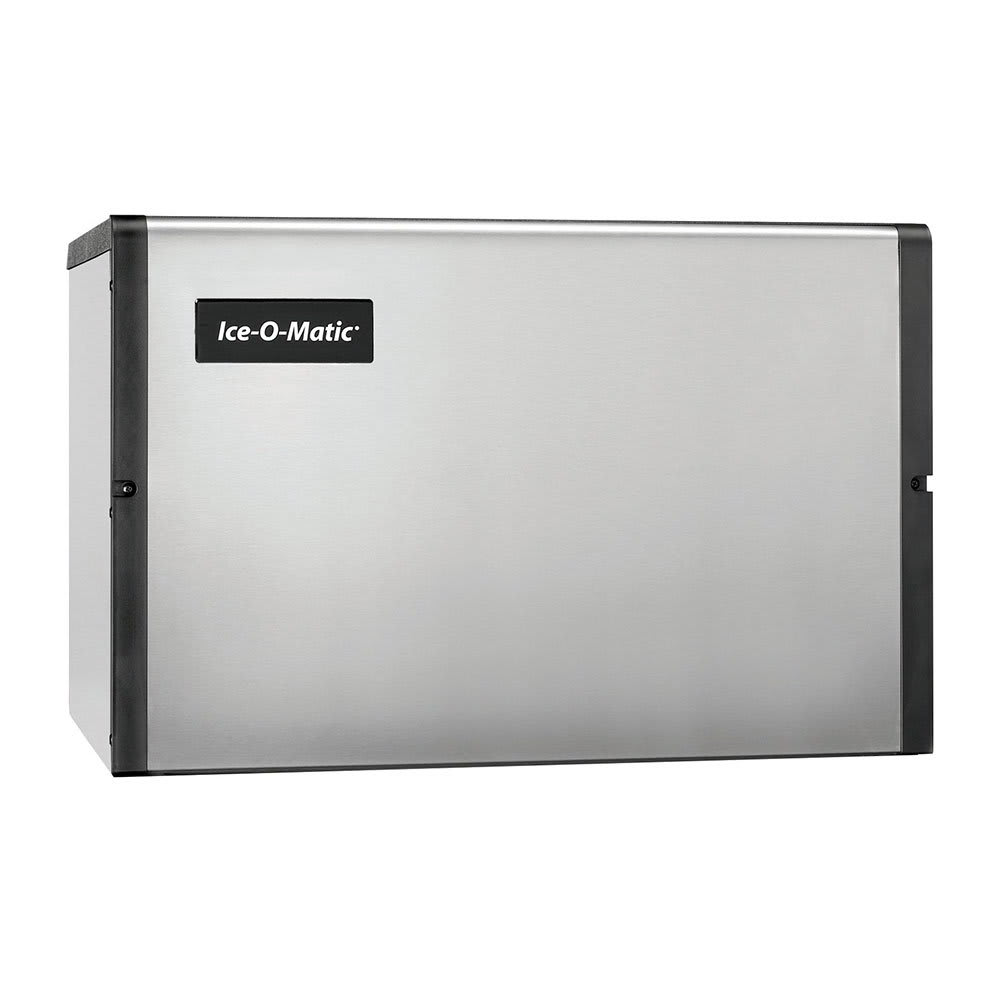 "Ice-O-Matic ICE0500FW 30"" ICE Series™ Full Cube Ice Machine Head - 596-lb/24-hr, Water Cooled, 115v"