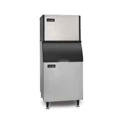 "Ice-O-Matic ICE0606FW 30"" ICE Series™ Cube Ice Machine Head, 618-lb/24-hr, Water-Cooled, 208-230v/1ph"