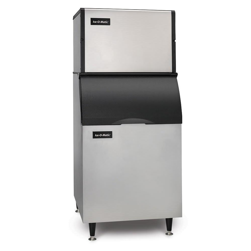 Ice-O-Matic ICE0606HA/B40PS 208V 652-lb/Day Half Cube Ice Maker w/ 344-lb Bin, Air Cooled, 208v/1ph
