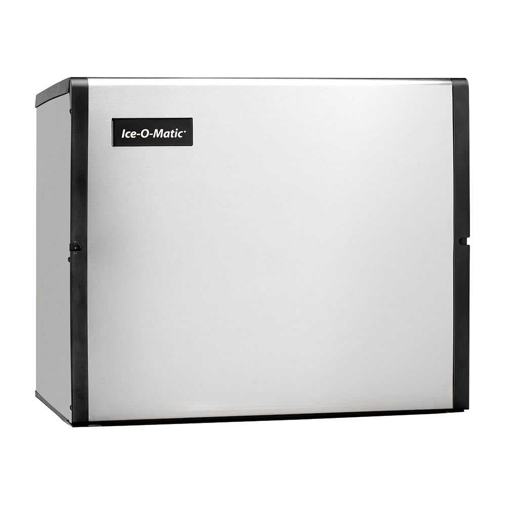 "Ice-O-Matic ICE0806FW 30"" ICE Series™ Full Cube Ice Machine Head - 898-lb/24-hr, Water Cooled, 208-230v/1ph"