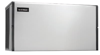 """Ice-O-Matic ICE1405FR 48.25"""" Full Cube Ice Machine Head - 1419-lb/24-hr, Remote Cooled, 230v/1ph"""