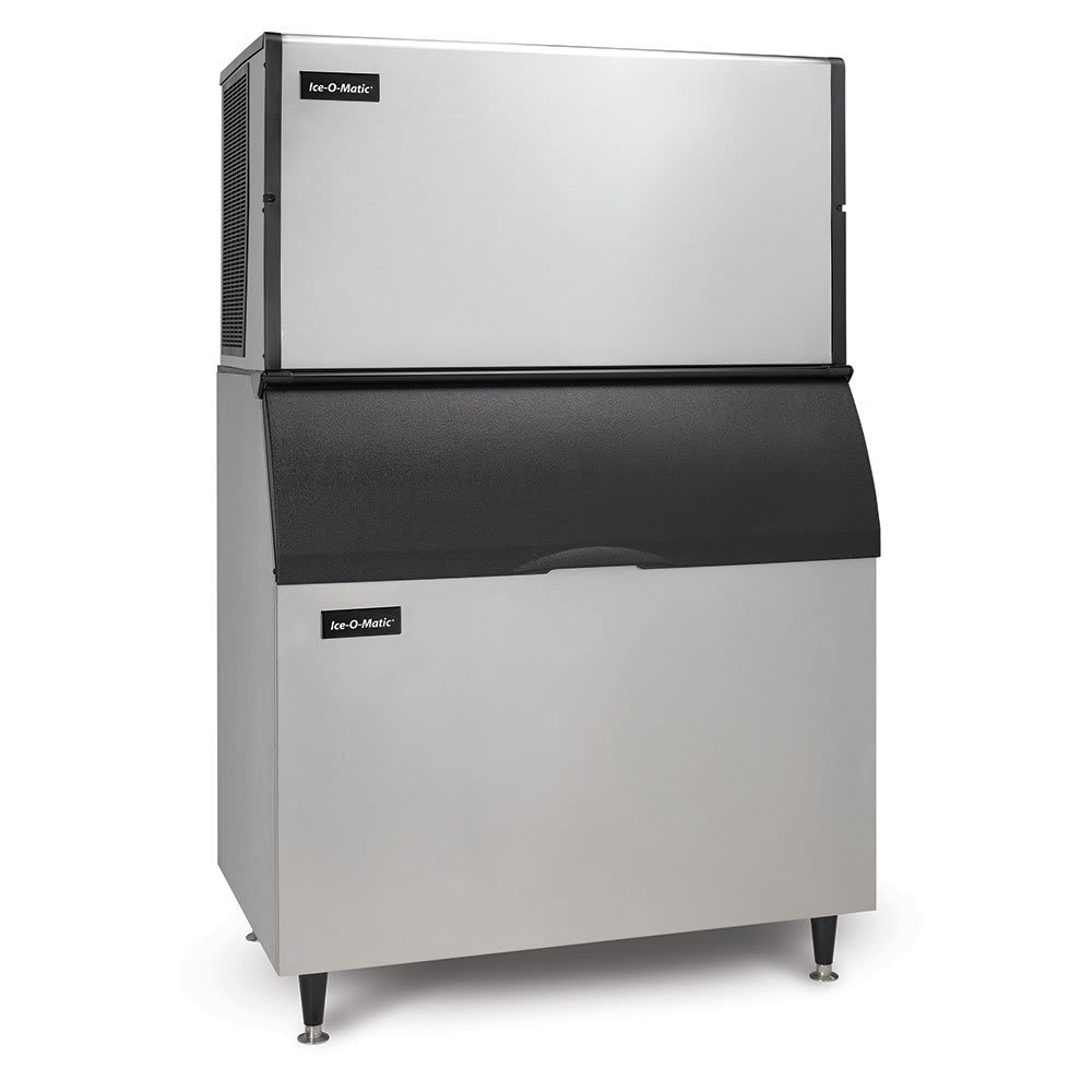 Ice-O-Matic ICE1406FAB100PS 1469-lb/Day Full Cube Ice Maker w/ 854-lb Bin, Air Cooled, 208v/1ph