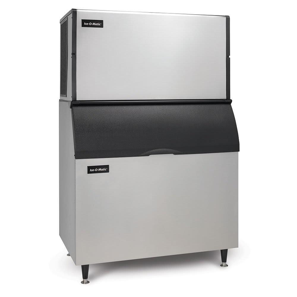 Ice-O-Matic ICE1406HAB100PS 1469-lb/Day Half Cube Ice Maker w/ 854-lb Bin, Air Cooled, 208v/1ph