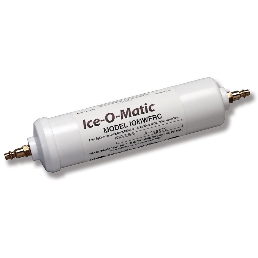 Ice-O-Matic IOMWFRC Water Filter Replacement Cartridge - (IF1) (IF2) (IF3) (IF4)
