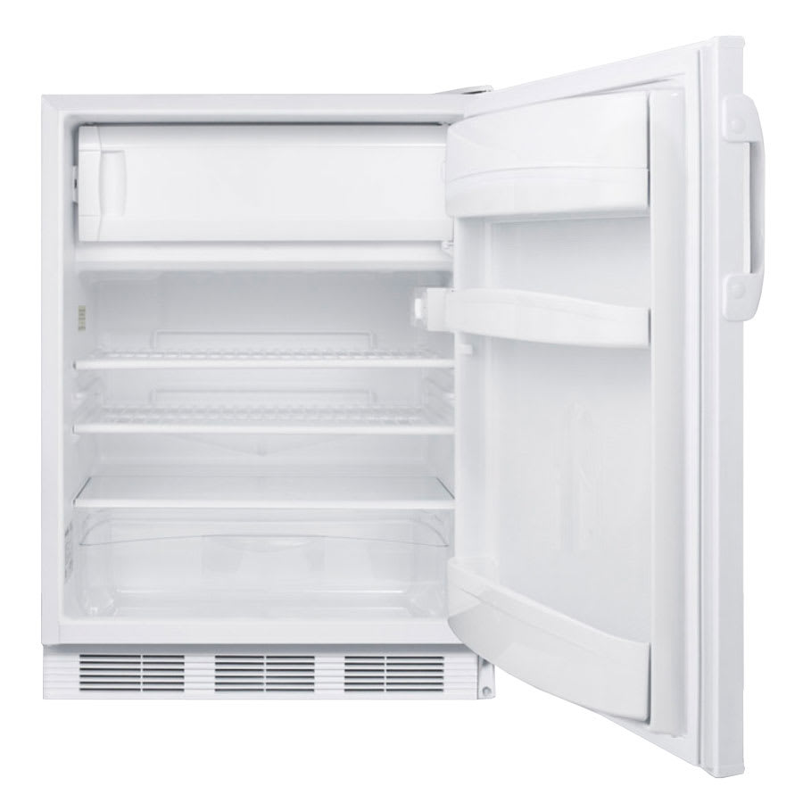 Summit AL650 Undercounter Medical Refrigerator Freezer - Dual Temp, 115v