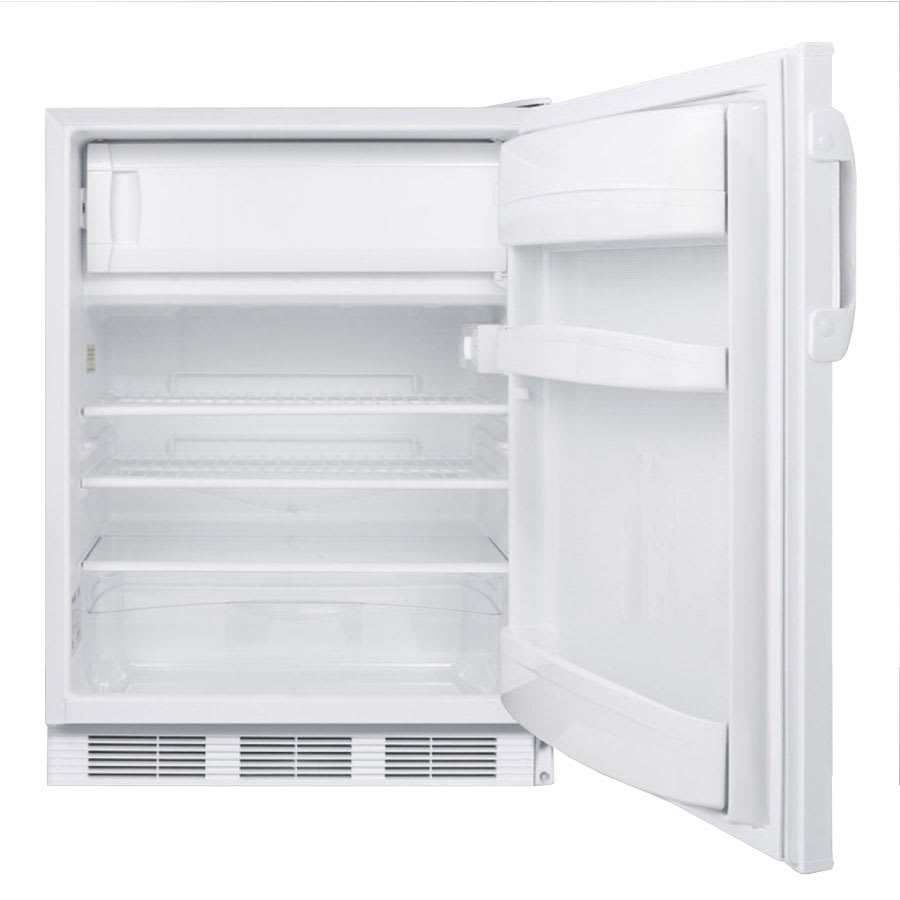 Summit AL650BI Undercounter Medical Refrigerator Freezer - Dual Temp, 115v