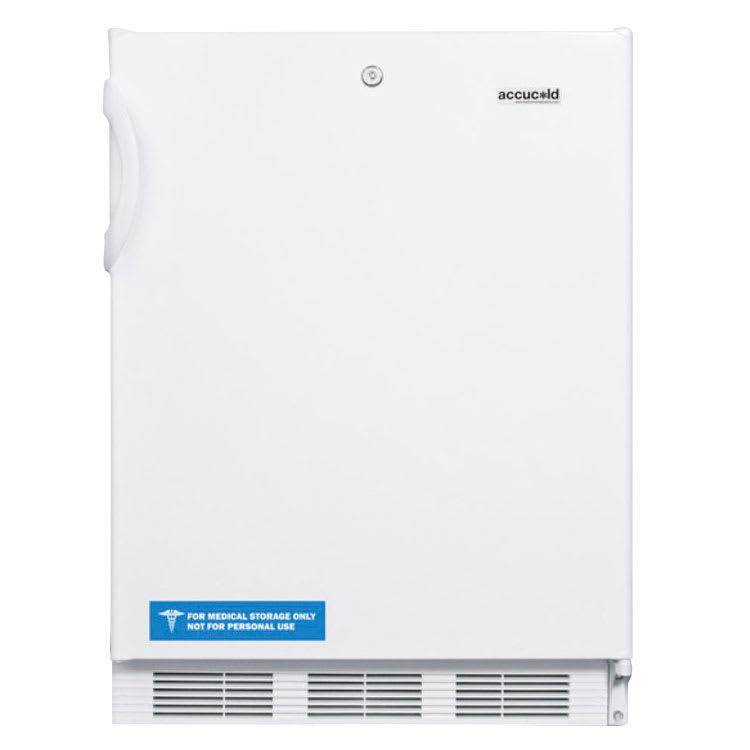 Summit AL650L Undercounter Medical Refrigerator Freezer - Dual Temp, 115v