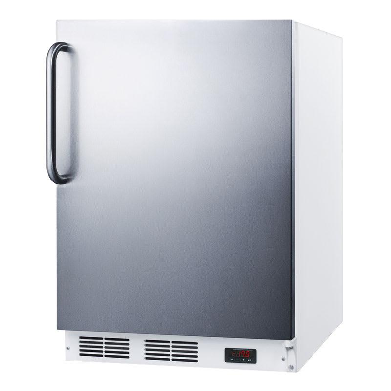 Summit ALF620SSTB Undercounter Medical Freezer - ADA Compliant, 115v